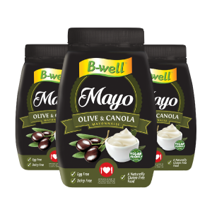 Olive and Canola Mayo